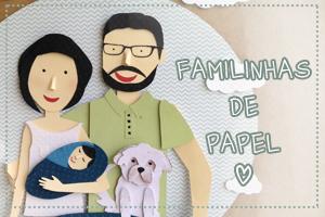 Familinhas de Papel